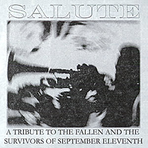 VARIOUS ARTISTS - 'Salute' CD